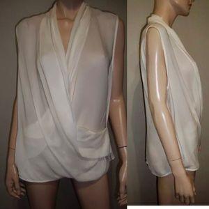L'agence Freja Silk Blouse 10
